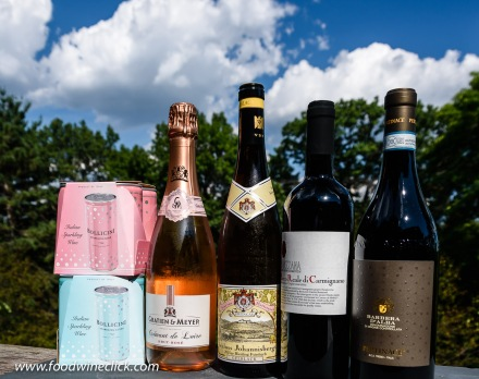 Old World Wines Love a Summer Partuy