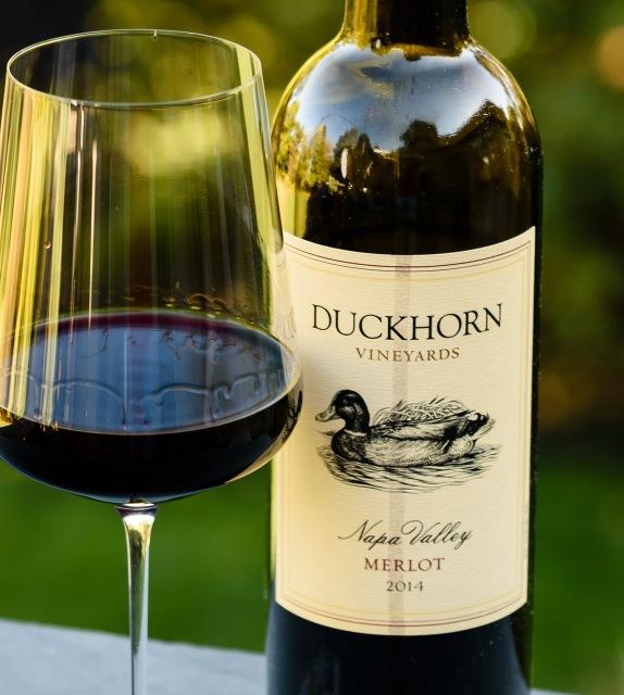 Duckhorn Napa Valley Merlot 2014