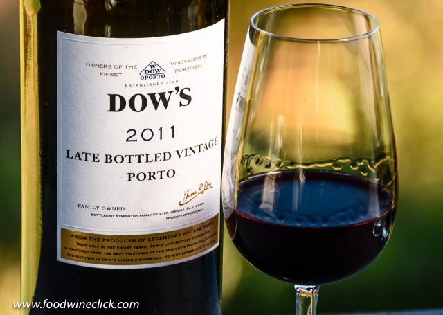 Dow's 2011 Late Bottled Vintage Porto