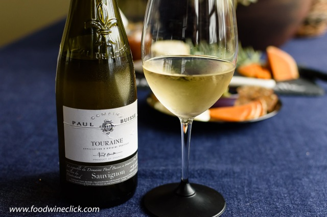 Domain Paul Buisse Touraine - Sauvignon Blanc wine from France