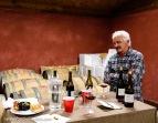 Tasting at Castelli Vineyards
