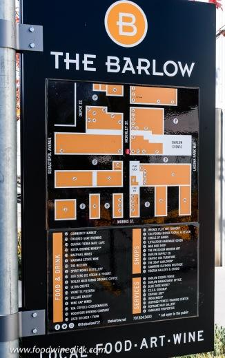 Lots to see at the Barlow