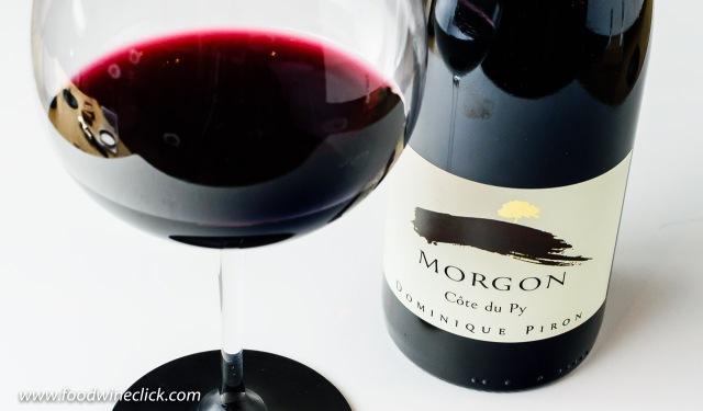 Dominique Piron Morgon Côte du Py Beaujolais wine