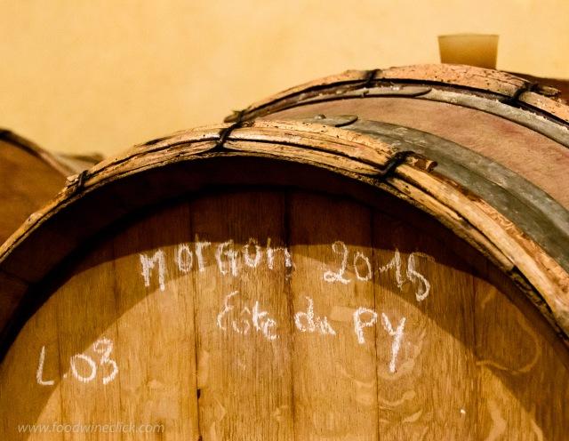 Domaine de la Bonne Tonne 2015 Morgon Cote du Py