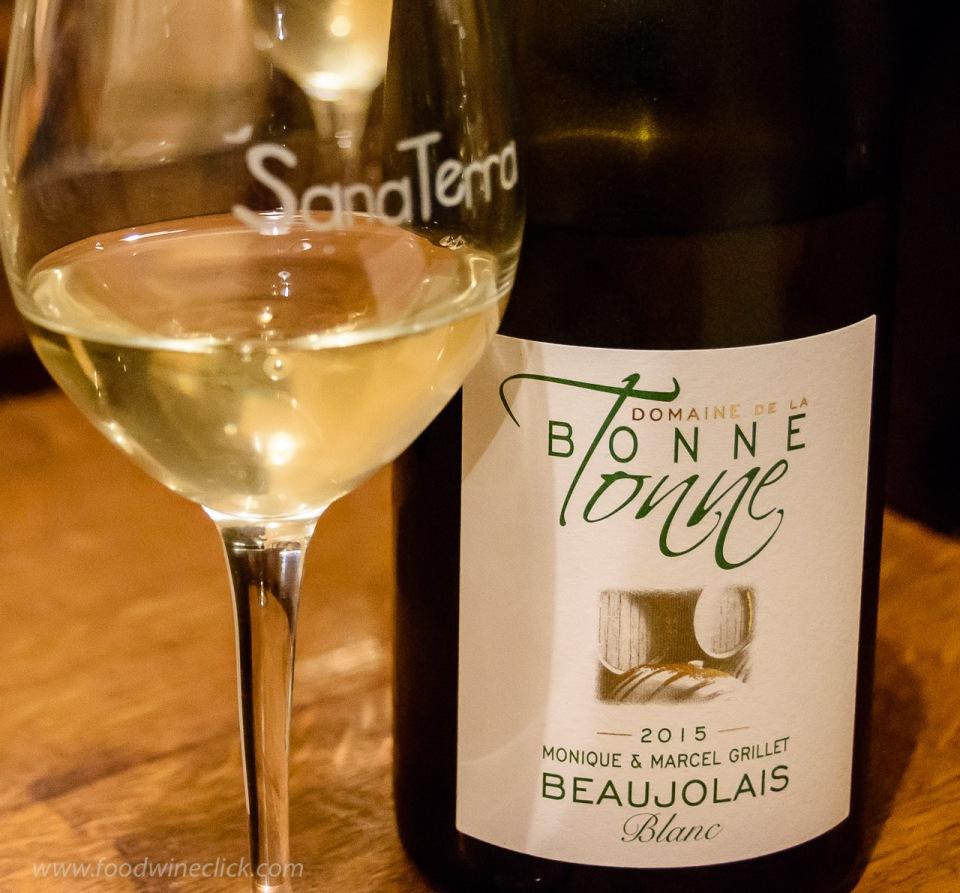 Domaine de la Bonne Tonne Beaujolais Blanc