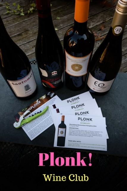 Plonk wine club would make a great present for a wine enthusiast. see www.foodwineclick.com
