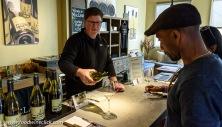 Tasting with Steve Law at Maclaren Wine in Sonoma
