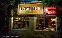 Lowell's restaurant in Sebastopol