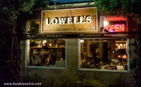 Lowell's restaurant in Sebastopol
