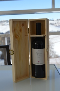 Domenico Clerico is a another highly regarded Barolo producer.