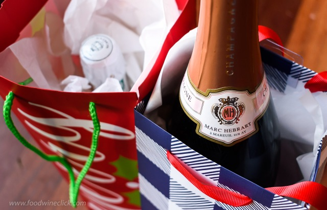 Grower Champagne for Holiday Gifts
