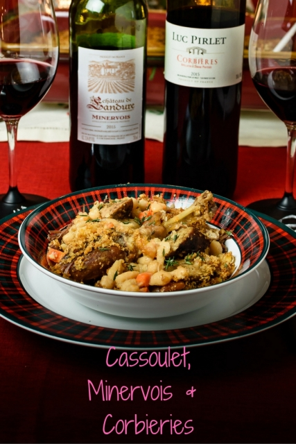 Cassoulet, Minervois & Corbieres at www.foodwineclick.com