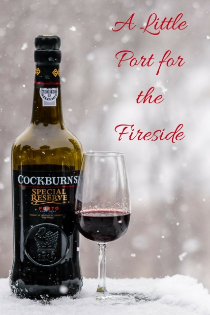 Cockburn's Special Reserve Port for the fireside at www.foodwineclick.com