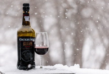 Cockburn's Port to warm a winter day