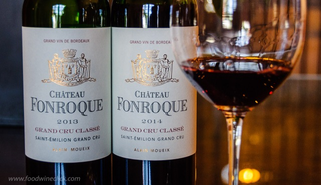Chateau Fonroque Saint Emilion Grand Cru Classe, a biodynamic Bordeaux winery