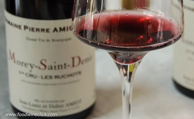 Domaine Pierre Amiot & Fils winery in Morey-Saint_Denis
