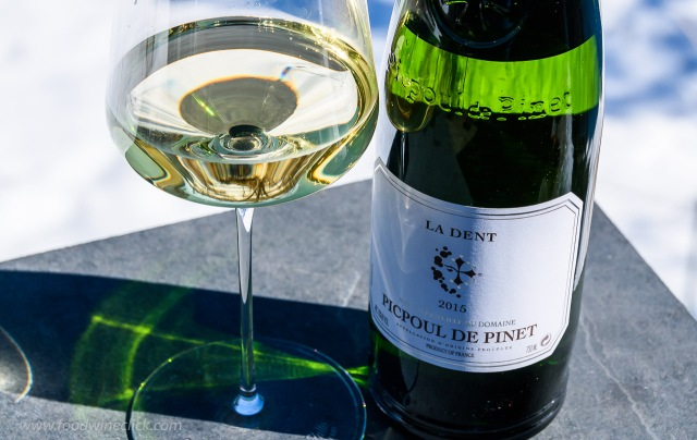 "Domaine Condamine L'Eveque ""La Dent"" Picpoul de Pinet"