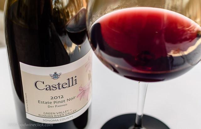 Castelli Vineyards Estate Pinot Noir
