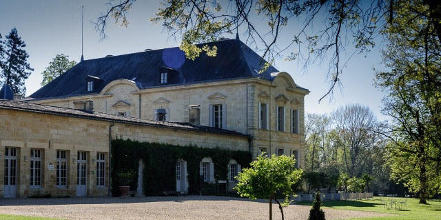 Chateau Siaurac in Lalande de Pomerol