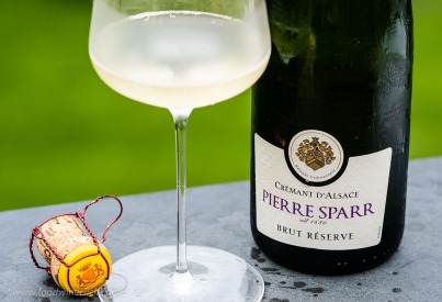One of the most popular and common Crémants is Crémant d'Alsace. They are delicious!