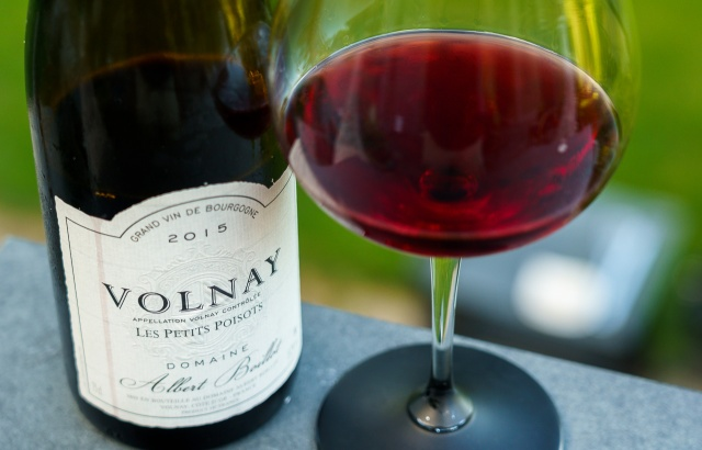 "Domaine Albert Boillot Volnay ""Les Petits Poisots"""