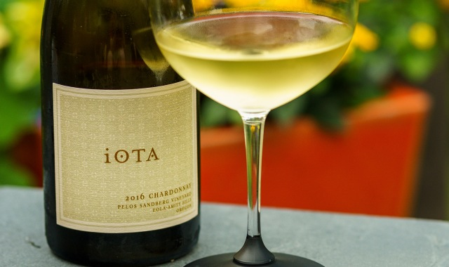 iOTA Cellars estate Chardonnay