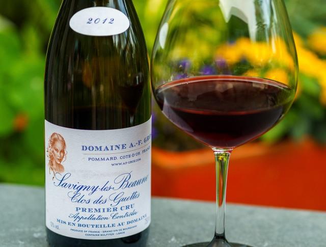 Domaine A.-F. Gros Savigny les Beaune 1er Cru Pinot Noir