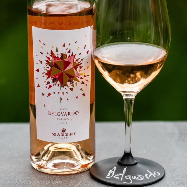 Marchesi Mazzei Belguardo Toscana Rosé