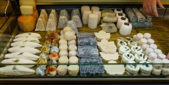 Goat cheese choices