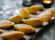 Surprise! Madeleines for an extra touch
