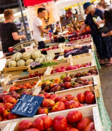 The best way to see what's fresh and local