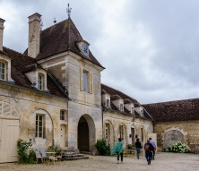 Originally built in the middle ages, the chateau has been renovated several times. Most recently in the 18th century!