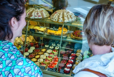 No French village is complete without a good Patisserie