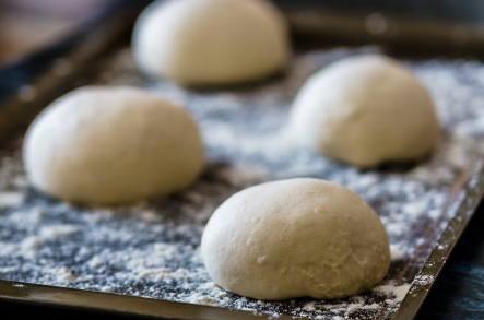 Making your own dough is fun and the results are so much better than store bought