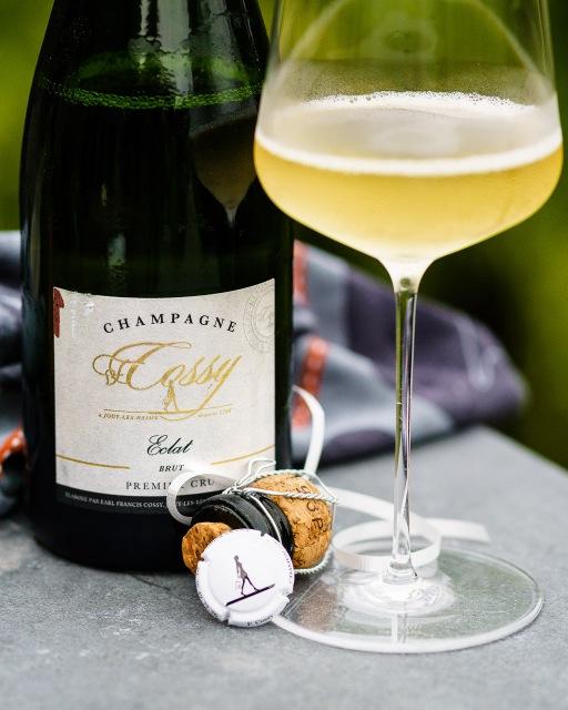 Champagne F. Cossy Brut Eclat