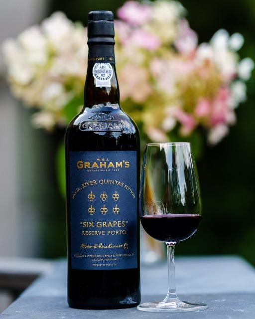 "W&J Graham's Six Grapes Reserve Porto ""Special River Quintas Edition"""