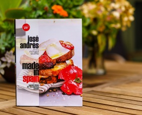 "José Andrés ""Made in Spain"" is a great introduction to spanish cuisine. Create a taste of Spain at home!"
