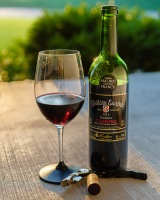 If you're OK with a distinctly earthy aroma (I am!), you'll enjoy Chateau Eugenie Tradition Cahors