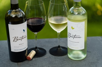 Often priced at $10-12 on sale, Bonterra wines prove delicious affordable wine is possible from organic grapes.
