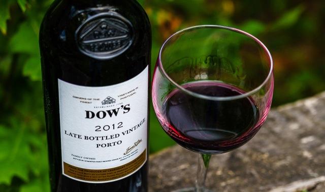 Dows' Late Bottled Vintage Porto 2012