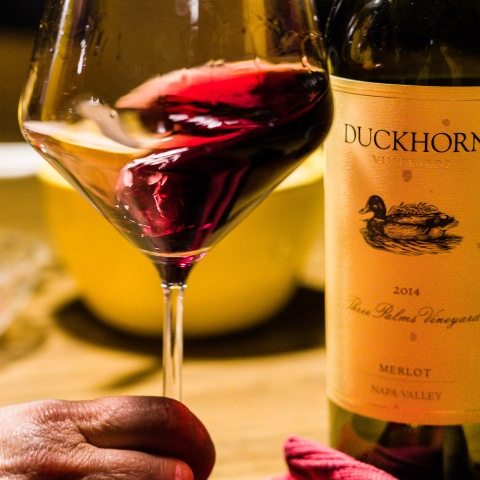 Duckhorn Three Palms Vineyard Merlot