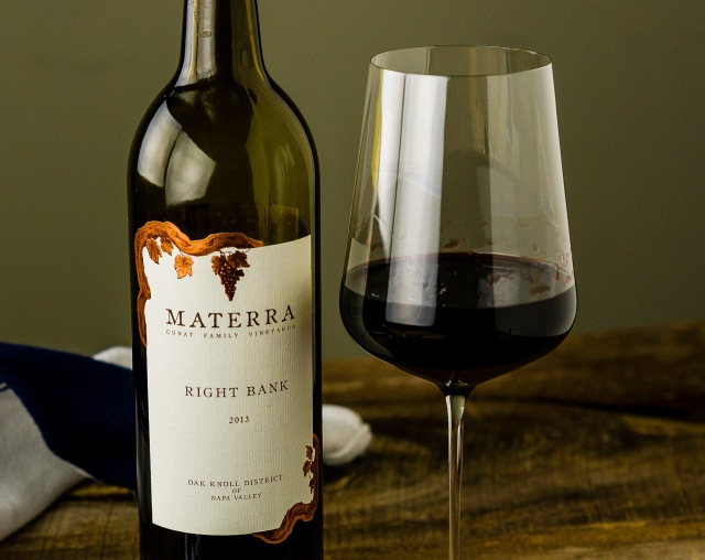 "Materra Wines ""Right Bank"" Napa Valley Merlot"