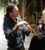 Joseph instructed us on the principles and the benefits of biodynamics. Hands on!