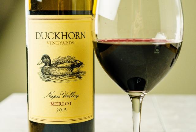 Duckhorn Napa Valley Merlot