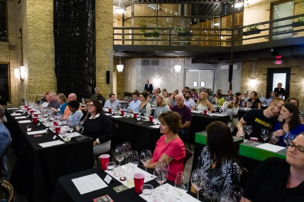 When you hear the Riedel seminar is coming to town, sign up right away, as it will surely sell out!