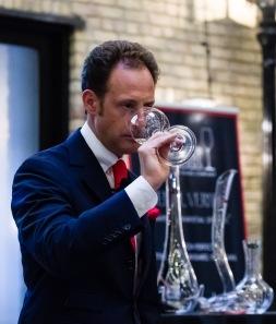 Riedel Wine Glass Seminar with Maximilian Riedel