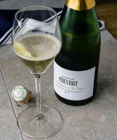 Crémant de Bourgogne uses the typical Champagne grapes and method, for around $25