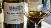Troon's Zinfandel is cut from a lighter, more refreshing cloth than your typical California example