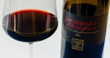 Deep, dark and tannic, Montefalco Sagrantino begs for grilled foods.