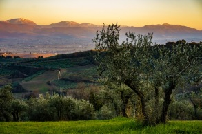Umbria: the green heart of Italy